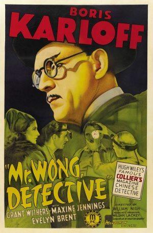 La Morte Invisibile (Mr.Wong, Detective)